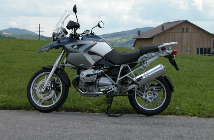 BMW R1200GS Wrap-Up – Part 2