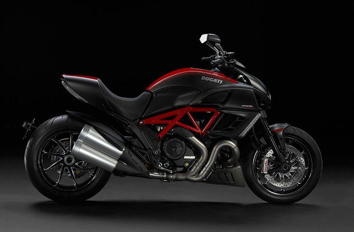 Ducati Diavel recall
