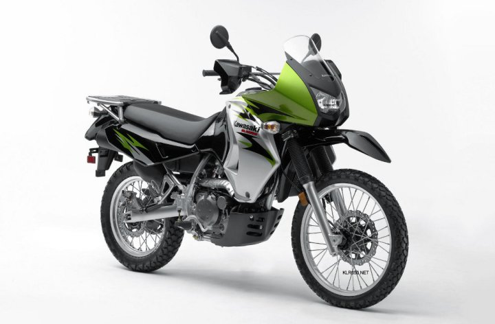 Test Ride: Kawasaki KLR650