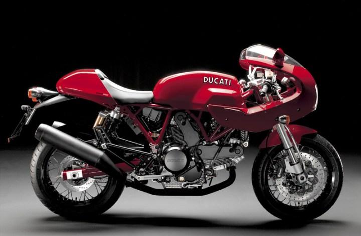 Test ride: Ducati Sport 1000S