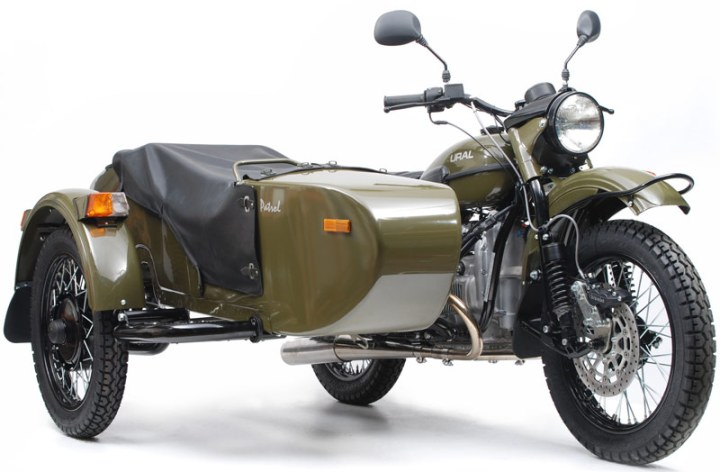 Ural sales up – again