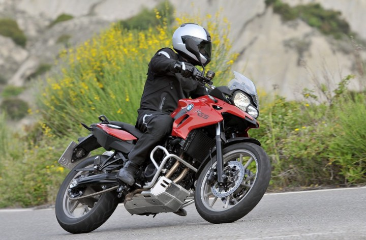 BMW F700GS, F800GS pricing announced