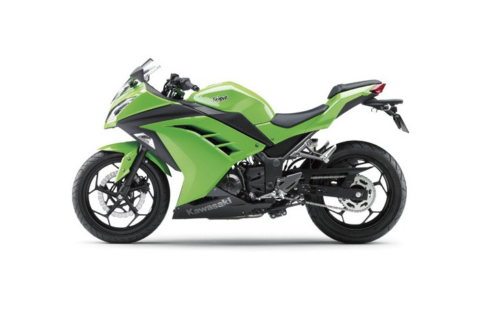 Kawasaki to build a Ninja 300