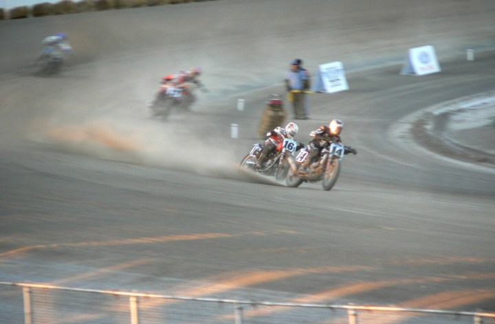 AMA to focus on hillclimb, flat track racing