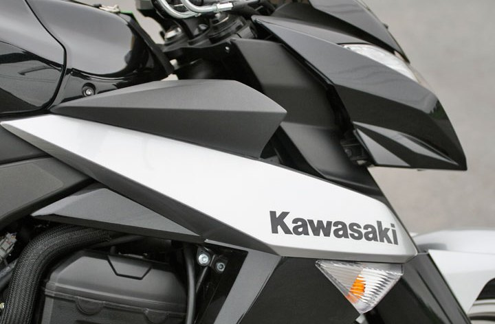 Kawasaki working on electric motorcycle?