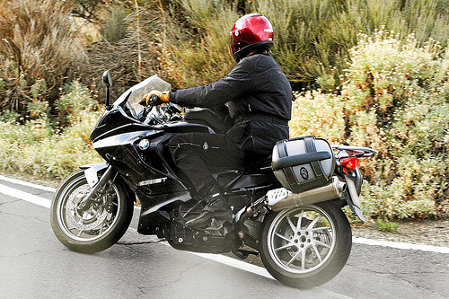 Hell for Leather publishes F800GT spy shots