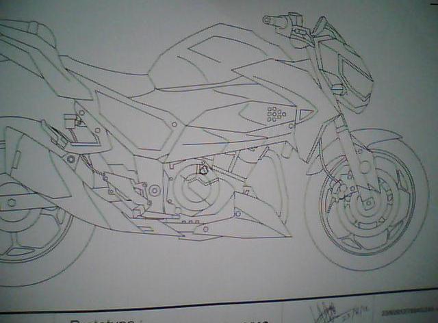 Kawasaki planning a naked 250/300?
