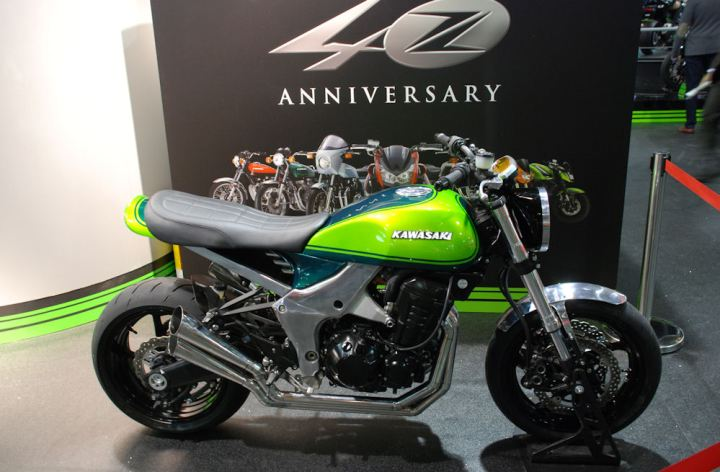 Video: Kawasaki Z900 RS teased again