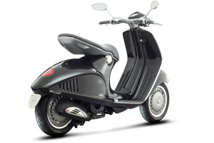 The Vespa 946 will be available in November in Canada.