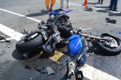 The Nova Scotia highways have been deadly for motorcyclists this year. Photo: Roadsafety.co.za