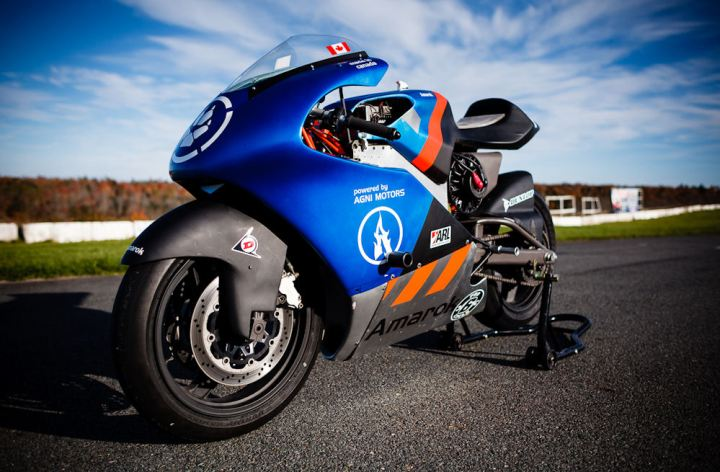 FIM, TTXGP partner for global electric motorcycle race series
