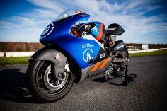 electric motorcycle racing