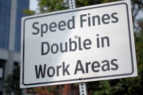 Fines double speeding ticket cost nova scotia