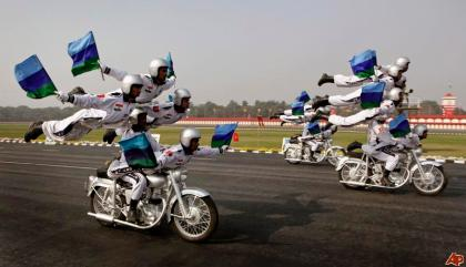 Someday, the Indian army is promising its men it will buy motorcycles for everyone. Photo: nimg.sulekha.com
