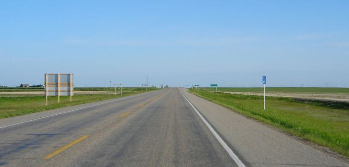Saskatchewan doesn't have a ticket price on the books for offenders less than 10 kph over the speed limit, making it the cheapest province to speed in, in theory. Photo: Wikipedia