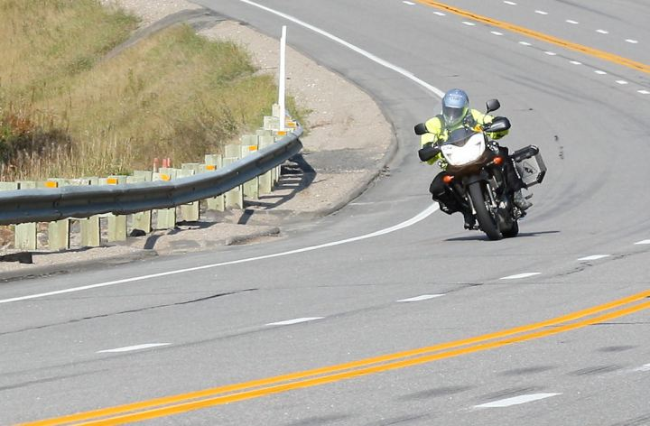 The cost of speeding