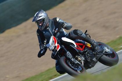 2013 Ducati Hypermotard SP review.