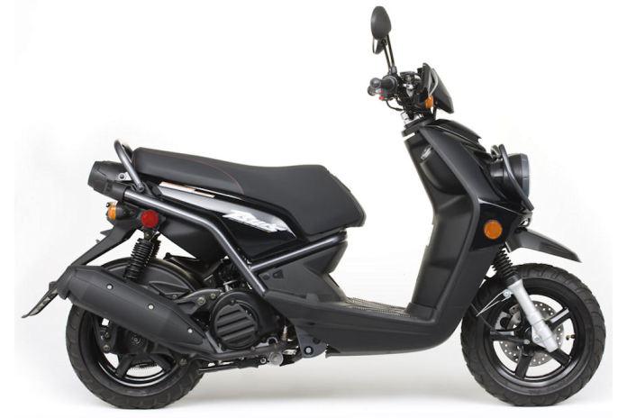 2009 Yamaha BW125