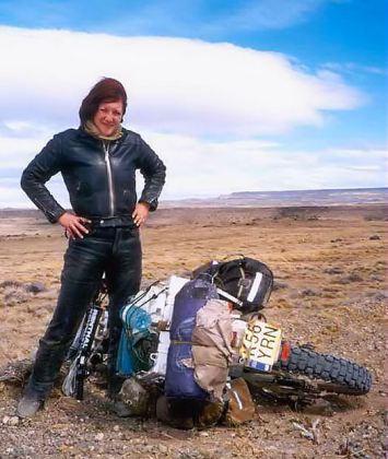 adventure motorcycle SUC