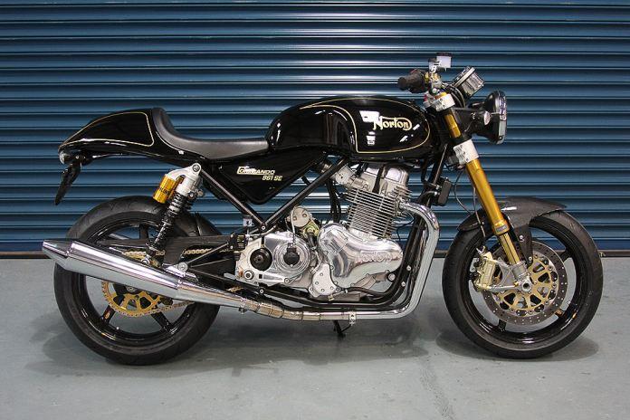 Norton Commando 961SE