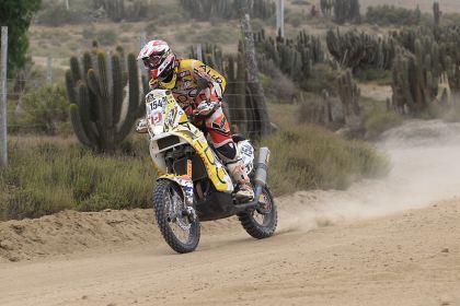 Patrick Beaule Dakar