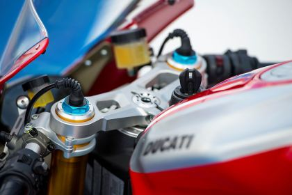 The keys to the Panigale R will set you back $31,995.