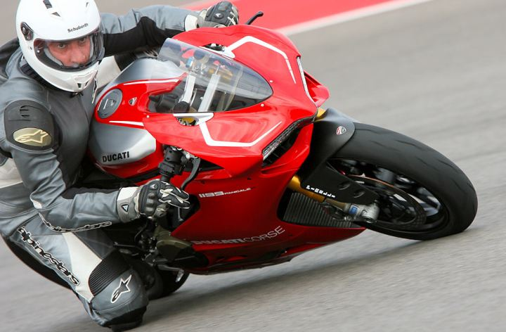 Ducati 1199 Panigale R Launch