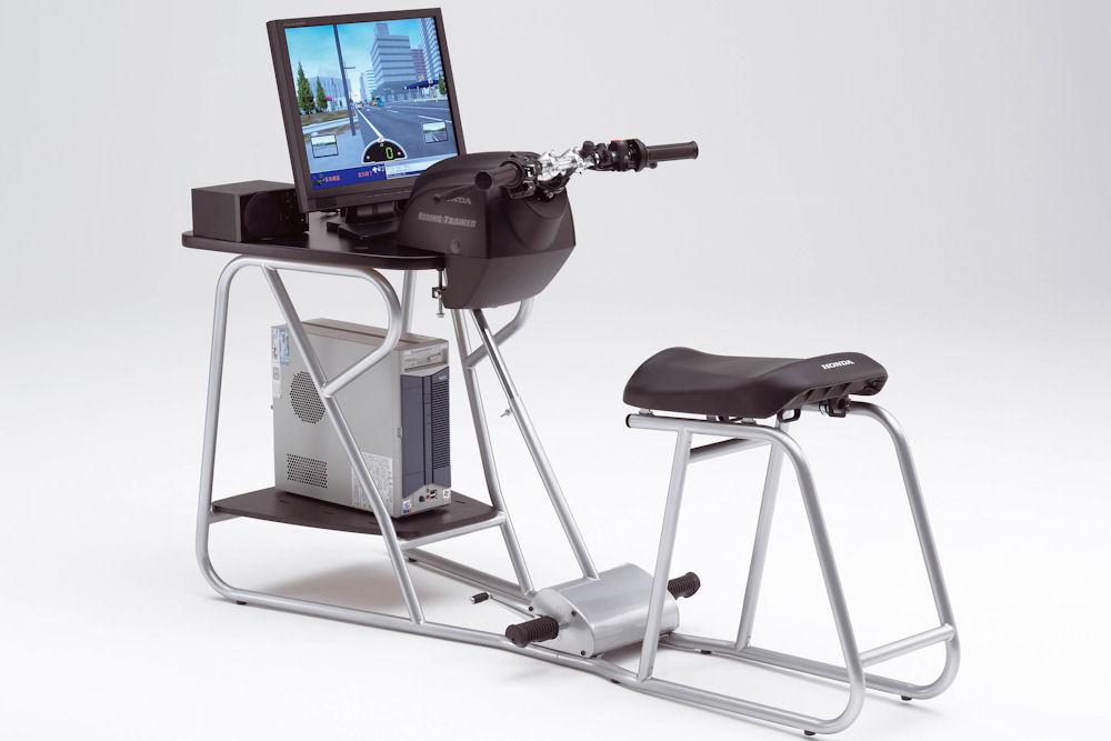 des nouveaut s pour le simulateur de moto de honda canada moto guide. Black Bedroom Furniture Sets. Home Design Ideas