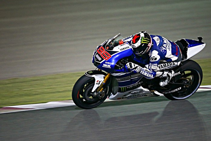 Jorge Lorenzo may be the fastest man in MotoGP, but he's sort of like Rodney Dangerfield - he just isn't respected.