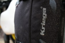 The Kriega Overlander 30s are a fine piece of kit. Photo: Zac Kurylyk