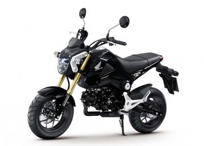 Honda's new monkey bike is the Grom in Canada