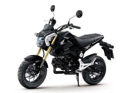Honda's new monkey bike is the Grom in Canada