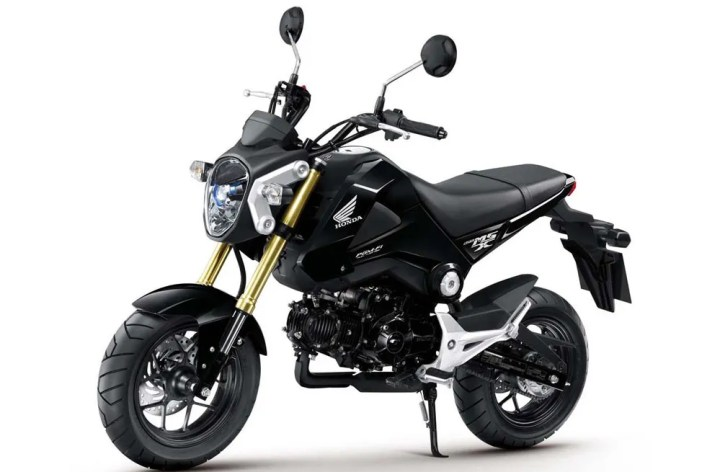 Honda Grom pricing announced for Canada