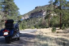 Roadside in Apache Creek. Photo: Zac Kurylyk