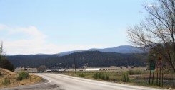 Rt. 12 in New Mexico. Photo: Zac Kurylyk