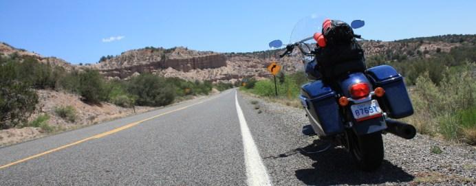 On my way to Arizona. Photo: Zac Kurylyk