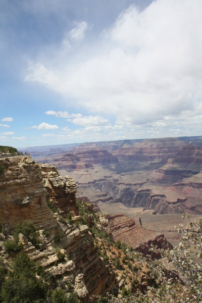 The Grand Canyon ... Been there, took a photo of it. Photo: Zac Kurylyk