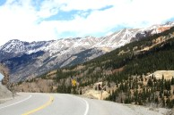 Colorado, for whatever reason, seems to have higher speed limits than some of the other states. Photo: Zac Kurylyk