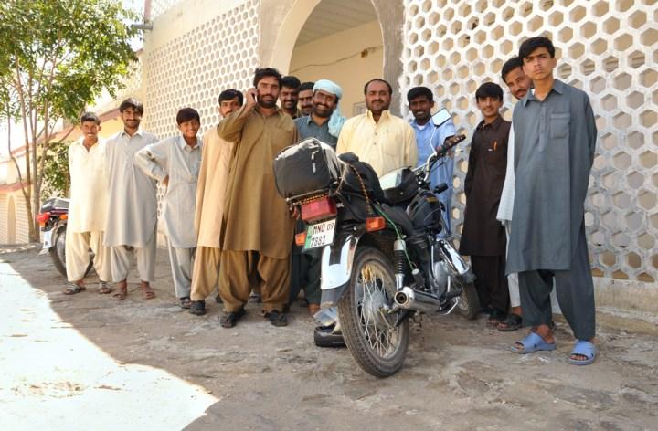 A Mad Bastard in Pakistan