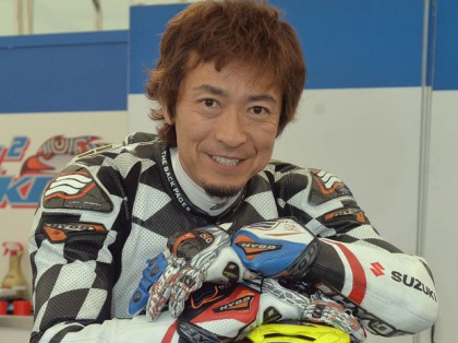 Yoshinari Matsushita died while qualifying for the IOMTT.
