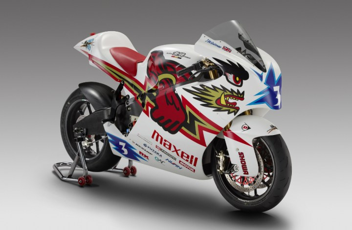 Check out Mugen's new battery bike