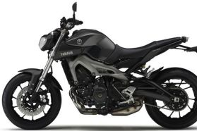 2013 Yamaha MT09 3
