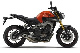 2013 Yamaha MT09 6