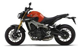 2013 Yamaha MT09 7