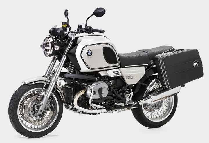 Fancy a retro-styled Beemer, but the factory won't co-operate and put one into production? Build your own with this kit from Unit Garage.