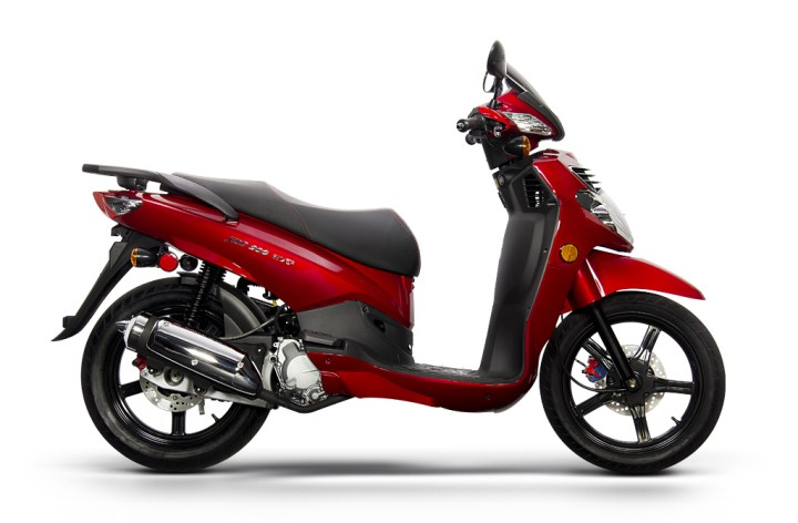 SYM scooter to be re-introduced