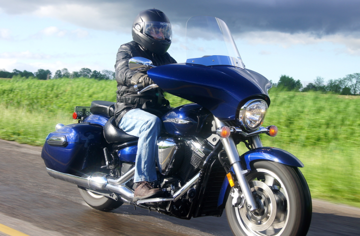 Test: Yamaha V-Star Touring Deluxe