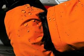 Aerostich orange glove covers 3