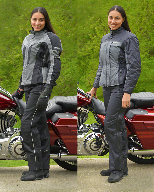 Olympia Airglide Mesh Tech – two suits in one!