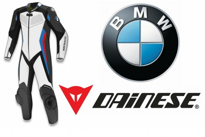 BMW's new suit, built in conjunction with Dainese, will be officially unveiled at EICMA.